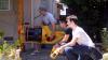 Бывший сотрудник NASA собрал гигантский игрушечный пистолет (ВИДЕО)