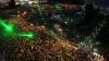 Демонстрация в центре Афин: протестующие требуют отставки правительства