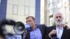 """Сторонники партии """"Платформа DA"""" устанавливают свои правила в центре столицы"""