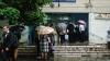 Дождь и сессия по БАКу в школах с русским языком обучения (ФОТО)