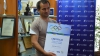 Victoriabank наградил победителя, выигравшего поездку на церемонию открытия Олимпиады 2016 в Рио
