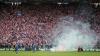 EURO-2016: УЕФА оштрафовал Хорватию из-за поведения болельщиков