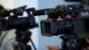 """Сторонники партии """"Платформа DA"""" помешали работе съёмочной группы Canal 3"""