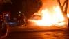 Труп обнаружили рядом с горящим автомобилем близ Кодру
