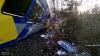 Столкновение двух поездов в Бельгии: три человека погибли