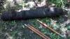 Немецкий снаряд времен Второй мировой нашли на окраине села Кицканы