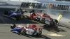 В Техасе во время престижной гонки серии Индикар произошла серьезная авария