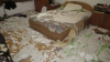 В студенческом общежитии Госуниверситета обвалился потолок (ФОТО)