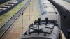 В Уэльсе устроили забег наперегонки с поездом