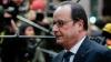 Французский полицейский не подал руки Франсуа Олланду (ВИДЕО)