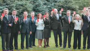 Послы стран ЕС показали коррупции в Молдове красную карточку