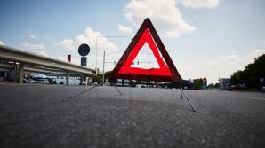 В столице произошло ДТП с участием Porsche и троллейбуса (ФОТО)