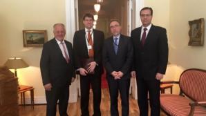 Лупу в Берлине: обязательства ДПМ направлены на достижение цели европейской интеграции