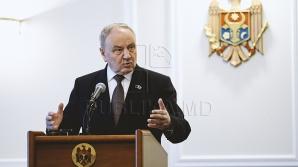 """Тимофти предложил включить в Конституцию статью """"Интеграция в ЕС"""""""