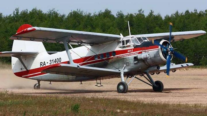 В Ростовской области при крушении самолета Ан-2 погибли два человека