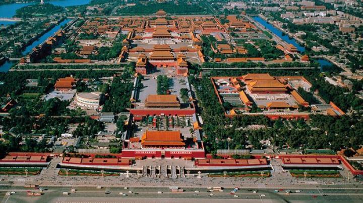 Пекин проседает на 11 см в год