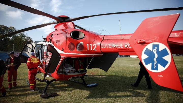 Йоханнис посмертно наградил экипаж рухнувшего вертолета SMURD