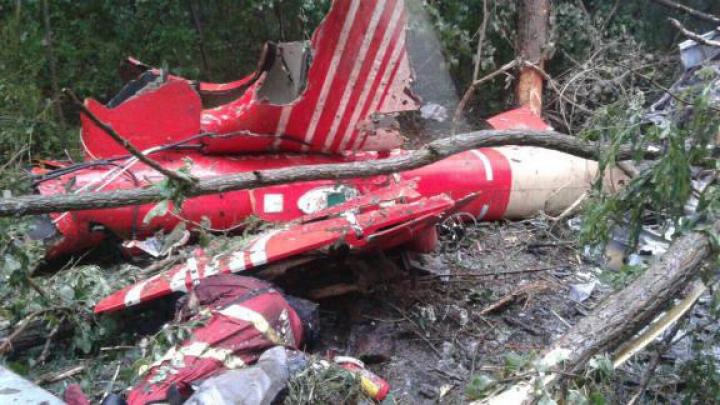 Крушение вертолета SMURD: хроника событий