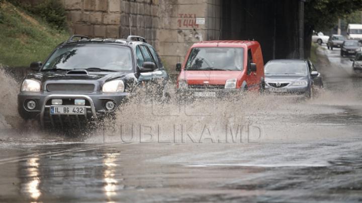 Мэрия оценила ущерб, причиненный проливными дождями