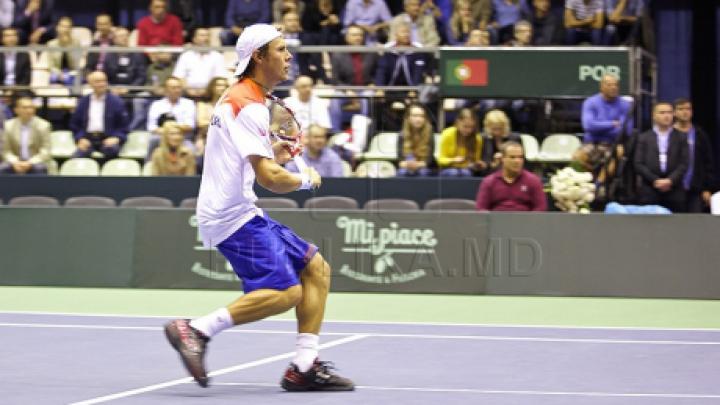 Раду Албот узнал соперника по первому кругу теннисного турнира ОИ в Рио