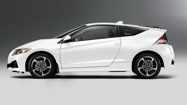 Honda представила прощальную версию гибрида CR-Z