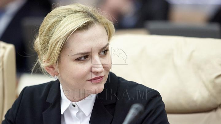 Руксанда Главан посетила столичную больницу Архангела Михаила