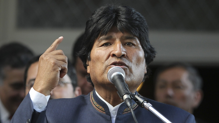 В Боливии пять человек задержаны за фальсификацию доказательств наличия у президента сына