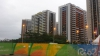 Пожар произошел в Олимпийской деревне в Рио-де-Жанейро