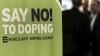 WADA требует отстранить российских спортсменов от всех соревнований