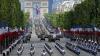 Франция с размахом отмечает День взятия Бастилии