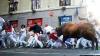 Озверевший бык ворвался в банк в Испании (ВИДЕО)