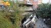 На автостраде на севере Китая в кювет вылетел пассажирский автобус