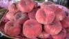 В Молдове собрали первый урожай инжирных персиков