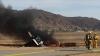 В американском штате Калифорния рухнул легкомоторный самолет