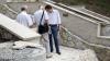 Киртоакэ проинспектировал ход реконструкции Каскадной лестницы в парке Валя Морилор