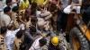 Обрушение здания в Индии: есть погибшие и раненые