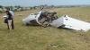 В Румынии, недалеко от Брашова, рухнул легкомоторный самолет