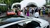 Идеальный вечер в Кишиневе: джаз, вино и роскошные автомобили