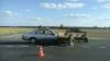 В Страшенском районе повозка столкнулась с автомобилем (ФОТО, ВИДЕО)