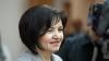 Моника Бабук накануне Дня учителя призвала защитить работников образования