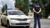 На Ботанике водитель сбил водопроводную трубу и скрылся с места преступления