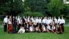 Моцарт под рев тракторов: Chişinău Youth Orchestra устроили концерт в поле