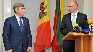 Молдова и Литва подписали соглашение о сотрудничестве на случай чрезвычайных ситуаций