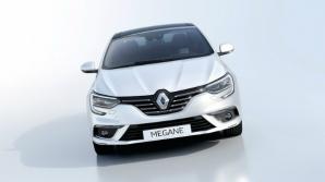 Новый Renault Megane стал седаном