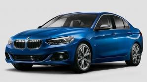 В линейке BMW 1-Series появился седан