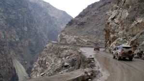 Микроавтобус упал с обрыва в Афганистане, 12 человек погибли