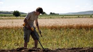 Житель Яловенского района нашел руины средневекового поселения (ФОТОРЕПОРТАЖ)