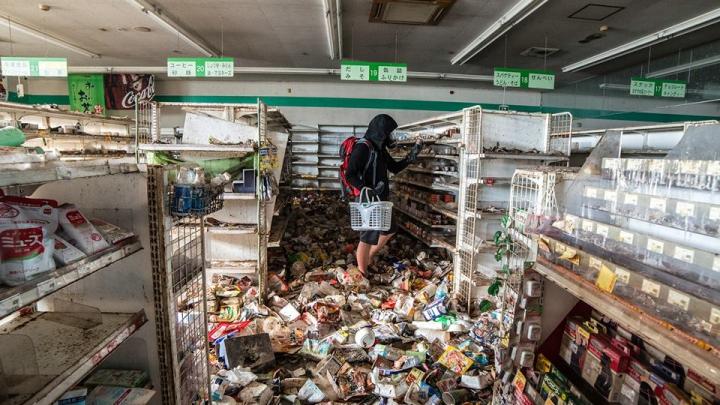 Богом оставленная: путешественник проник в зону отчуждения Фукусимы (ФОТОРЕПОРТАЖ)
