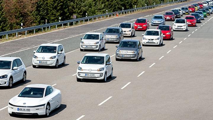 Volkswagen обогнал Toyota по объему продаж автомобилей
