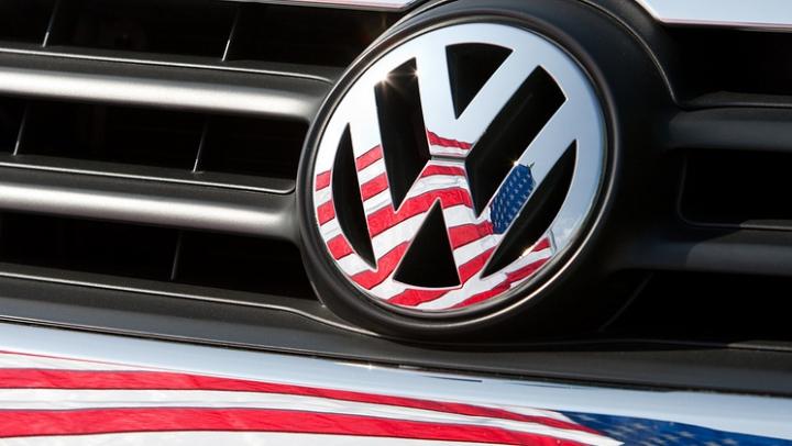 Volkswagen выплатит Калифорнии многомиллионный штраф